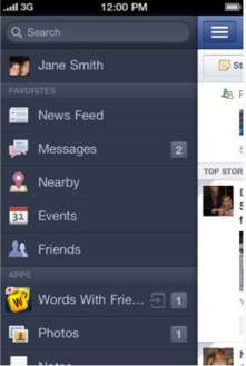 Download Facebook 4 1 iOS App Get Mobile Timeline