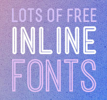 serpentine font family free download