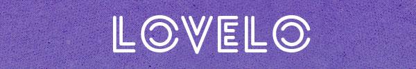 Lovelo font specimen