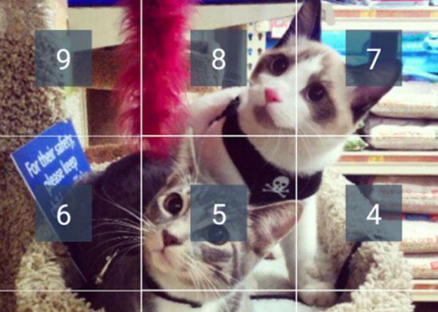 How to split photos into an Instagram grid - Design Pieces