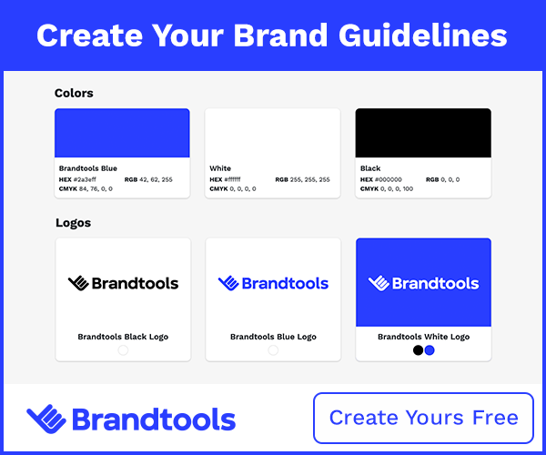 Create Your Brand Guidelines